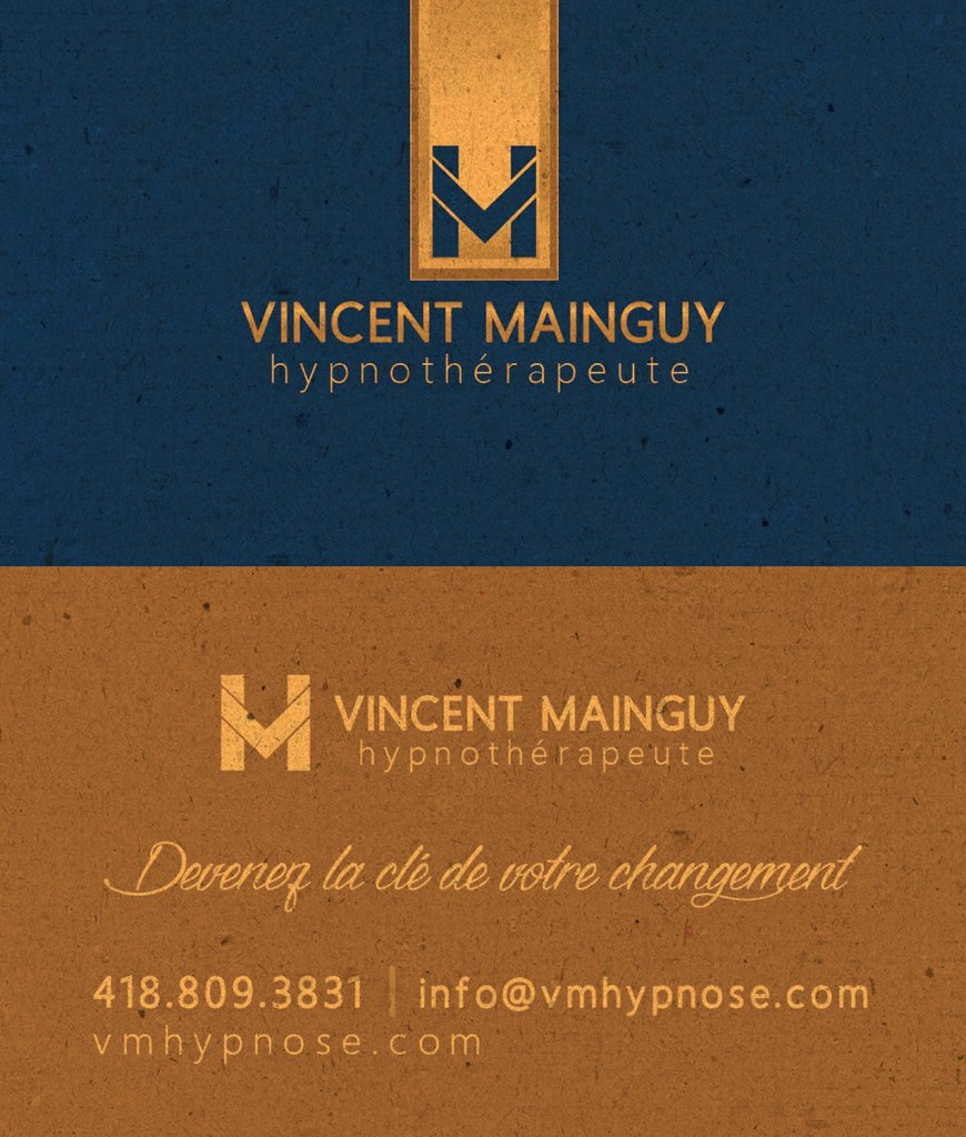 Logo + Carte d'affaire